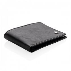 RFID anti-skimming wallet, black