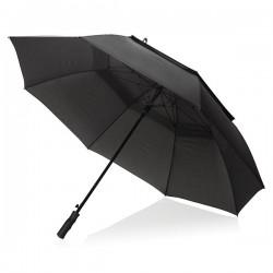 """Tornado 30"""" storm umbrella, black"""