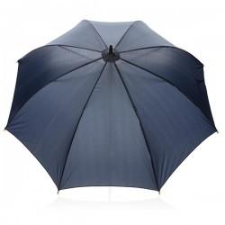 "23"" auto open storm proof RPET umbrella, navy"