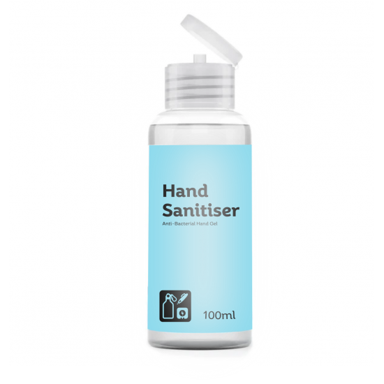 Printed Hand Sanitiser - 100ml