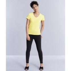 Women's Premium Cotton® v-neck t-shirt