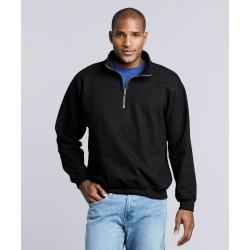 "Heavy Blend""! cadet collar sweatshirt"